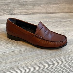 Cole Haan woman's Laurel leather penny Loafer 7